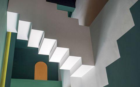 La casa de las escaleras imposibles de Studio 10