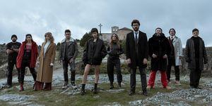 La fecha de estreno de la temporada 3 de 'La casa de papel' en Netflix