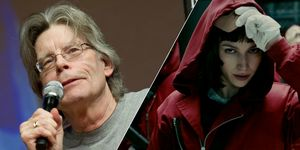 Stephen King La Casa de Papel