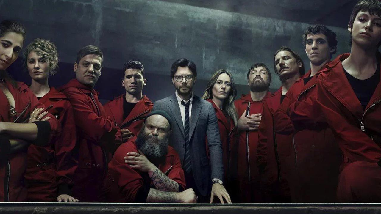 La Casa De Papel Tráiler Y Fecha De Estreno De La Temporada 4