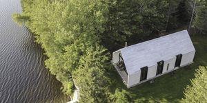 La casa del lago, de estudio YH2