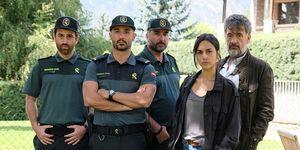 Megan Montaner, Alain Hernández y Francis Lorenzo lideran el grupo de guardias civiles que investigan un drama sin resolver hace cinco años, en 'La caza', ficción de ocho entregas que llega a La 1