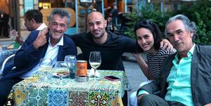 Francis Lorenzo, Alain Hernández y Megan Montaner hablan del final de la serie