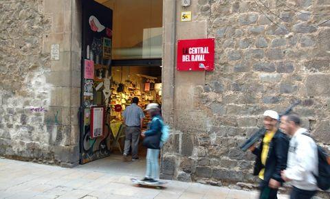 La Central del Raval en Barcelona