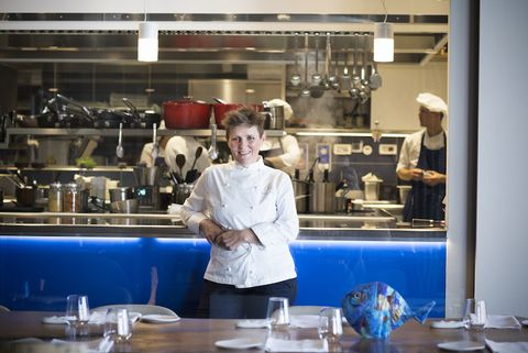 La chef Viviana Varese