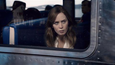 La chica del tren (2016) Emily Blunt