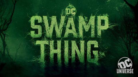 la cosa del pantano swamp thing teaser trailer