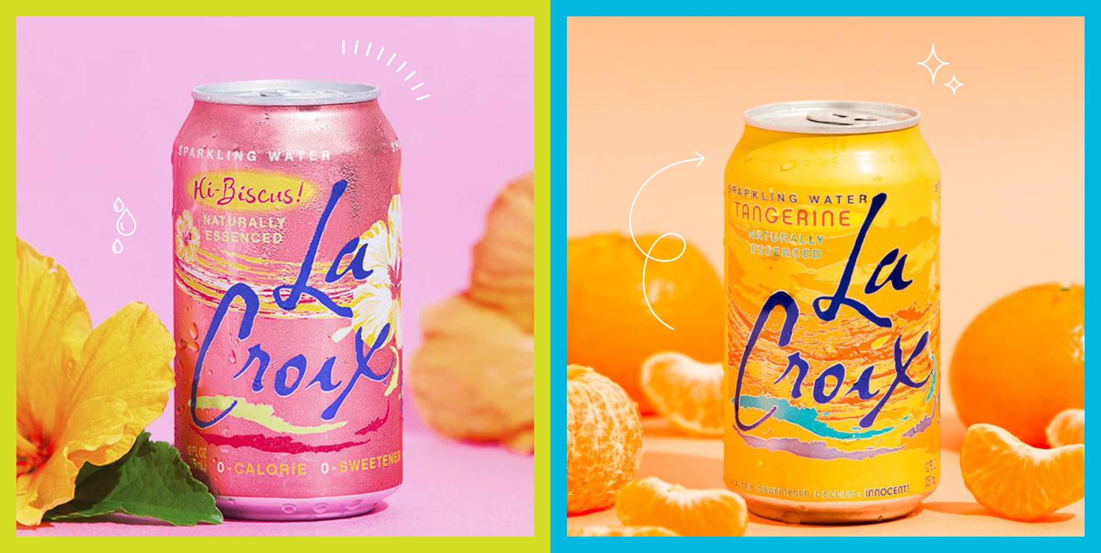 These Are the Best LaCroix Flavors For Your Exact Vibe rn