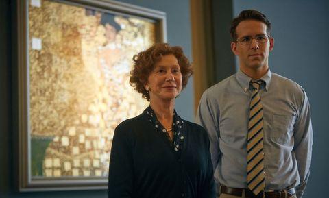 La dama de oro (2015) Helen Mirren y Ryan Reynolds