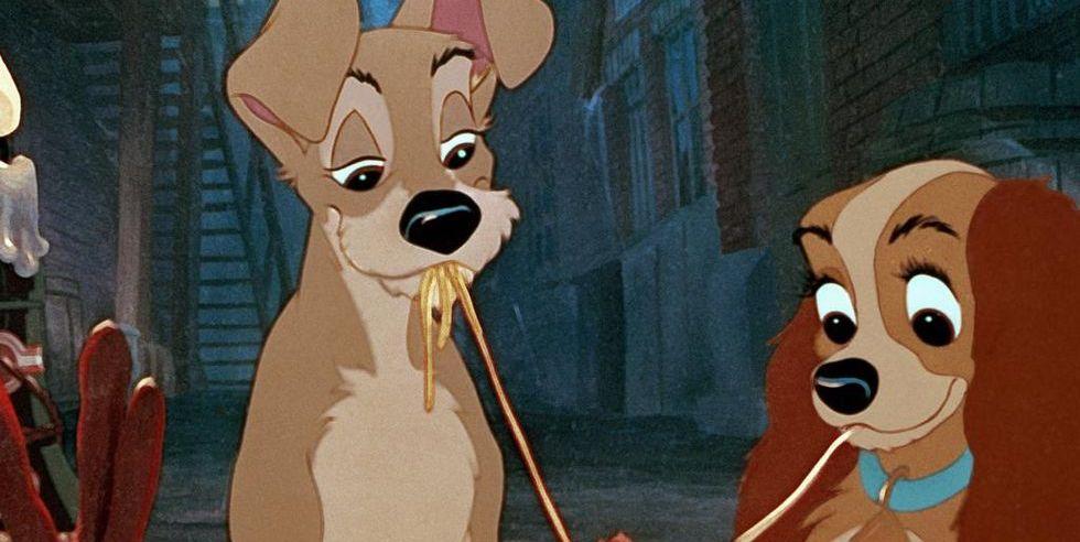 'La dama y el vagabundo' Poster Pelicula - Disney Estrenos