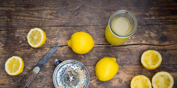 dieta con i limoni