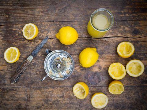Lemon, Yellow, Citrus, Food, Meyer lemon, Fruit, Ingredient, Tableware, Produce, Sweet lemon,