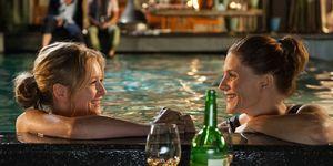 Stefanie Stappenbeck y Christina Hecke en la película La envidia no es la solución (Neid ist auch keine Lösung)