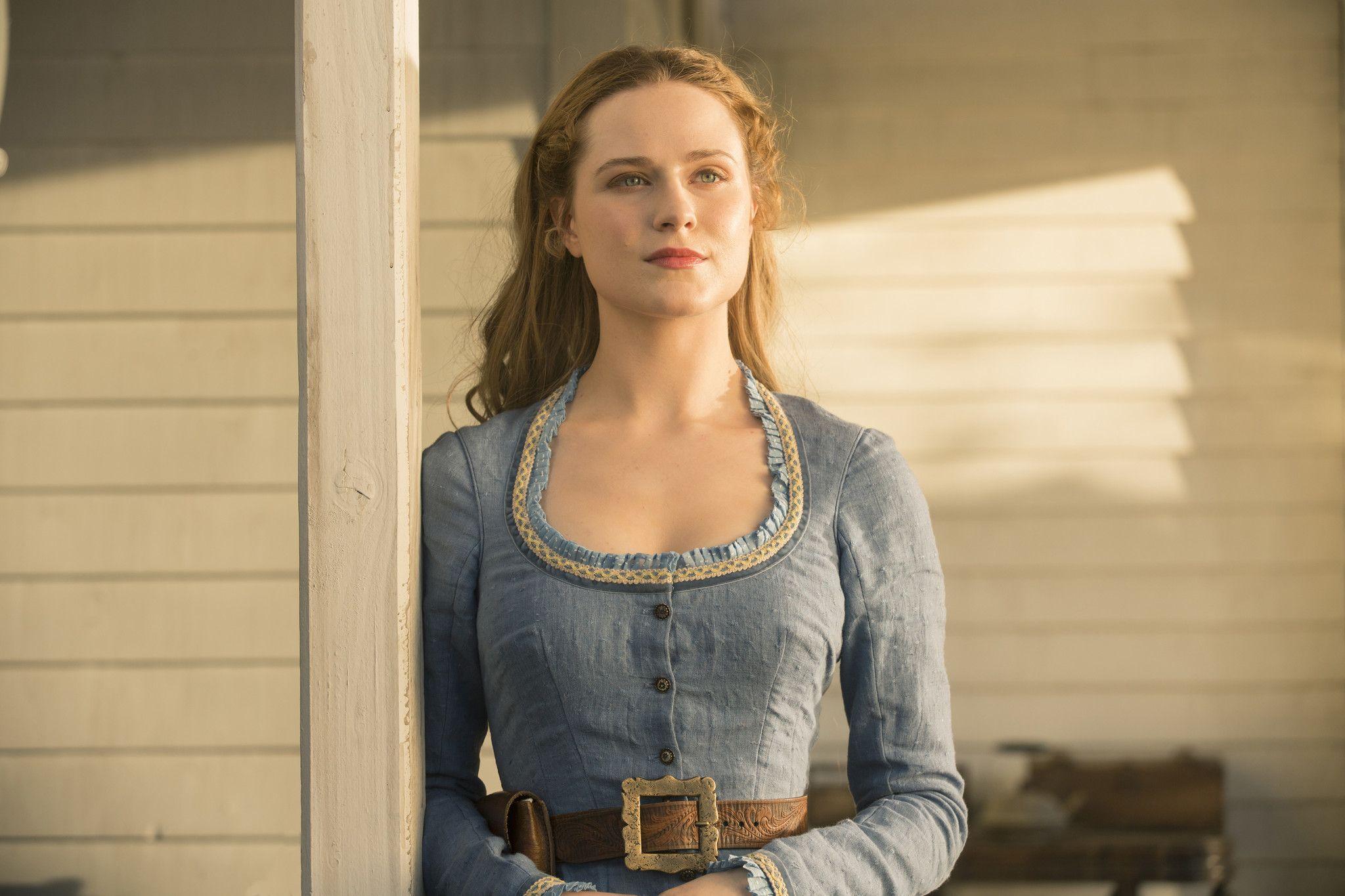 Evan Rachel Wood Reveals Westworld Season 2 Is Coming