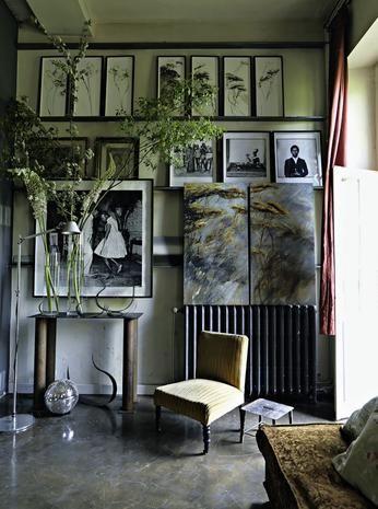 La casa giardino di Claire Basler
