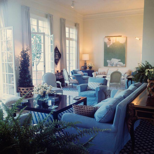 la fiorentina living room doors