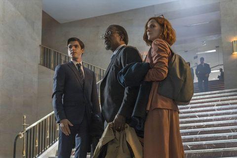 La Fortuna': la serie de estreno de Alejandro Amenábar
