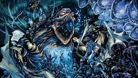 La fosa Aquaman