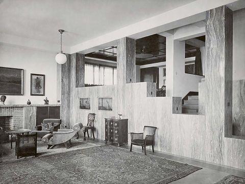 el arquitecto adolf loos    la importancia de los revestimientos