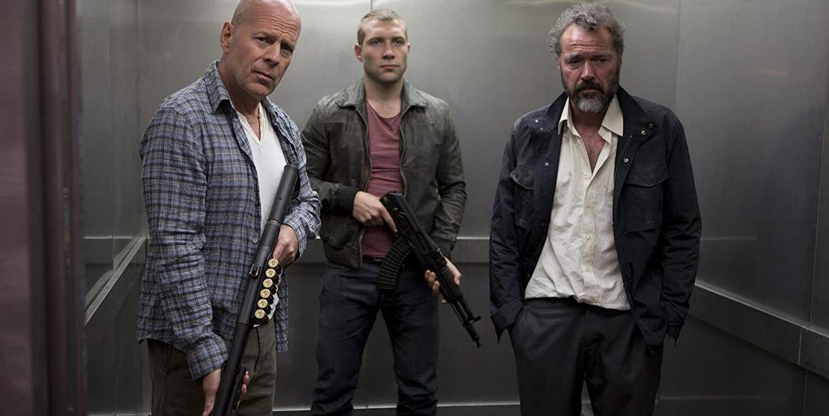 Cine en Cuatro: 'La jungla: Un buen día para morir', con Bruce Willis