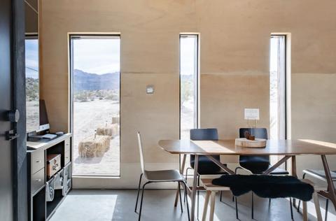 kitchen in la airbnb