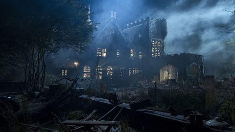 'la maldición de hill house' tendrá segunda temporada