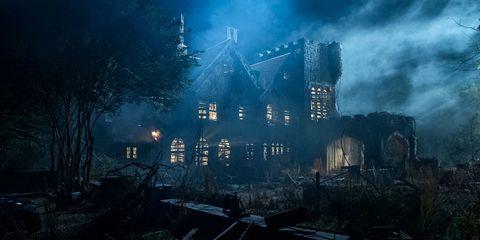 Maldición Hill House Netflix