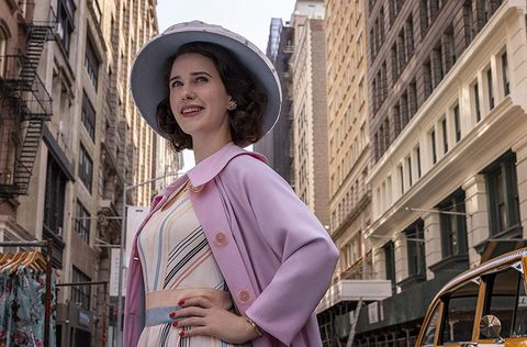 The Marvelous Mrs Maisel Empieza El Rodaje De La Temporada 4