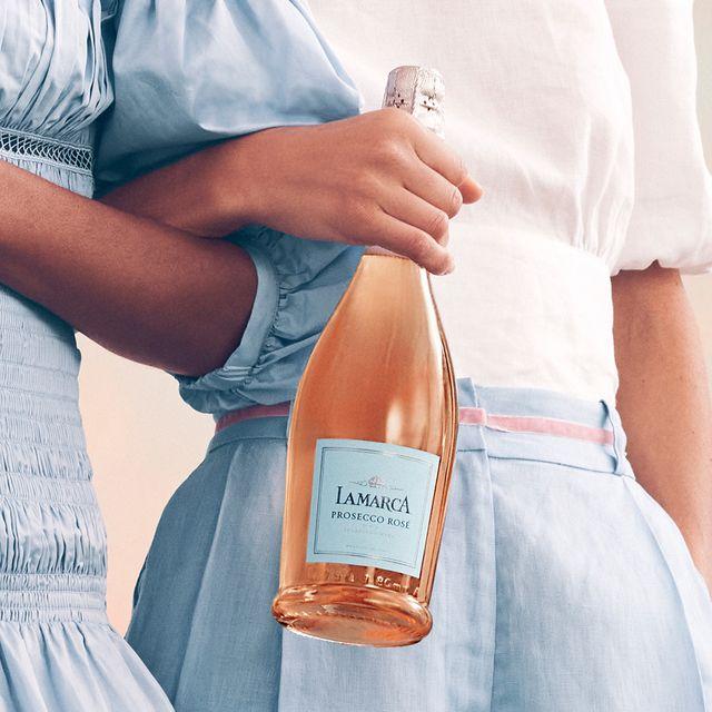 la marca prosecco rosé sparkling wine