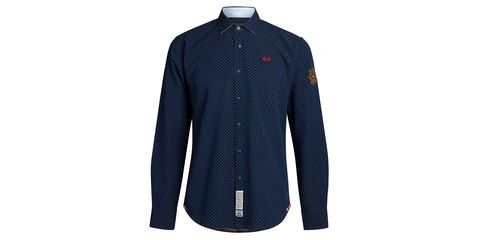 Clothing, Outerwear, Sleeve, Jacket, Collar, Denim, Blazer, Pattern, Jersey, Sportswear,
