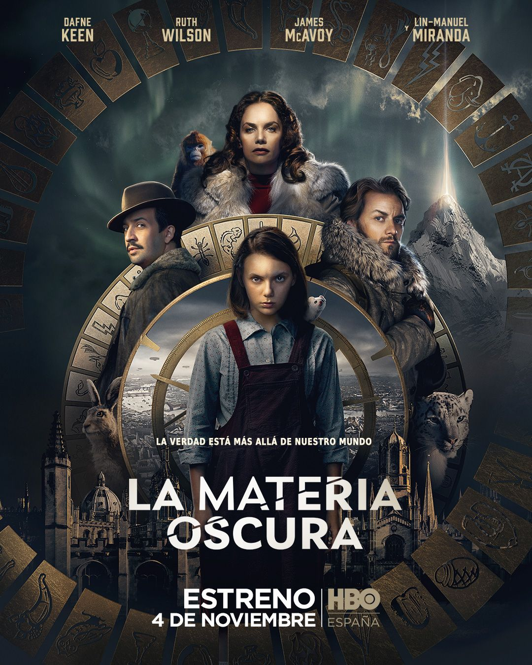Image result for materia oscura hbo