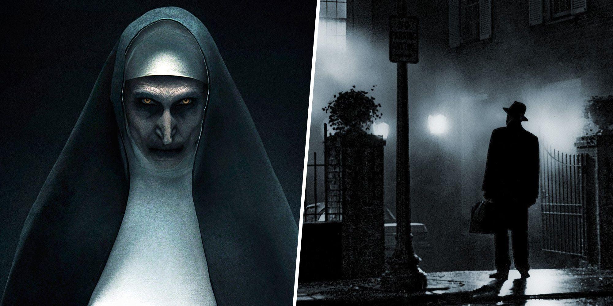la monja poster exorcista
