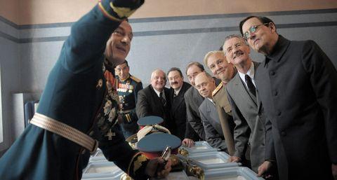 La muerte de Stalin (2017)