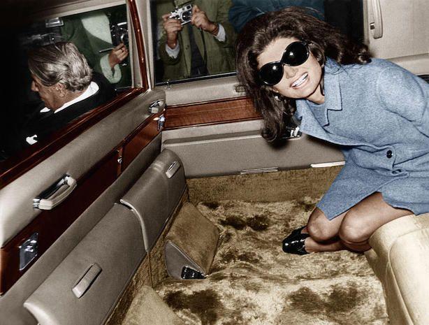 La notte in cui Jacqueline Kennedy tradì JFK per sempre