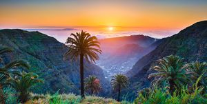 Eiland La Palma, Canarische Eilanden, is de perfecte vakantiebestemming