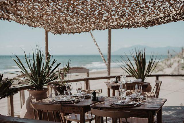 restaurante la plage casanis, marbella