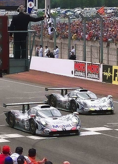 Porsche GT1 Sounds of Racing CD
