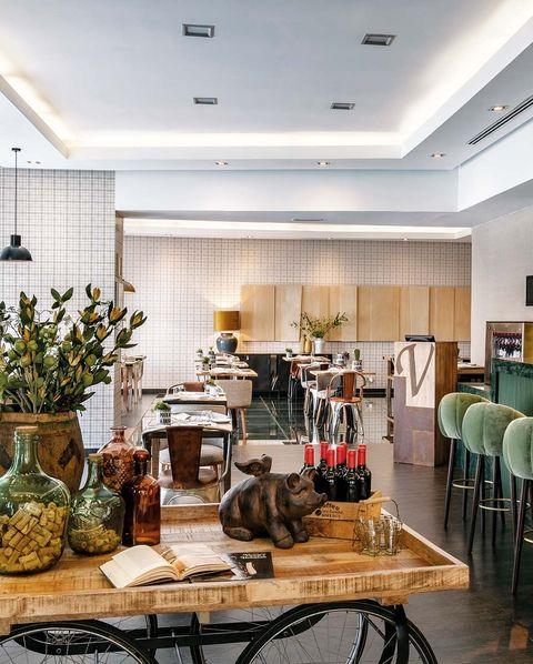 La Posada Food&Living, hotel Vincci Selección Posada del Patio