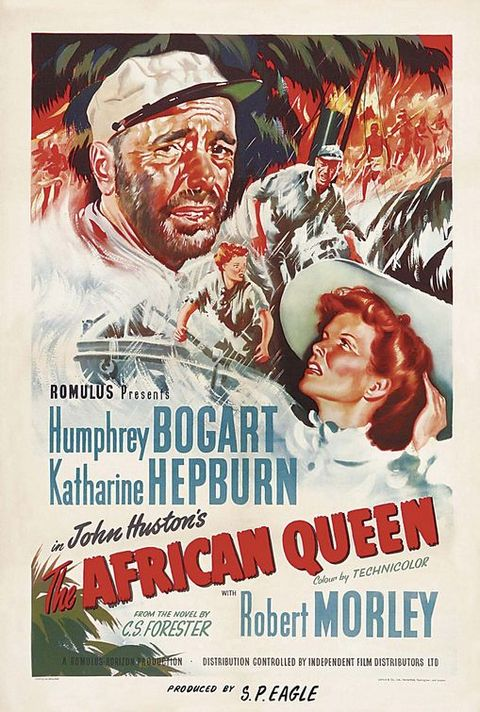 La reina de Africa