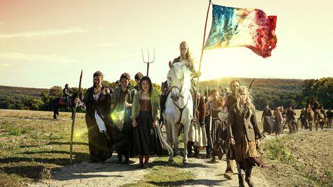 la serie francesa la revolucion