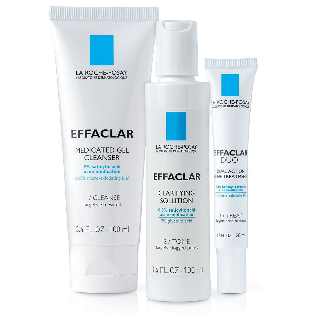 La Roche Posay Effaclar Acne Treatment system