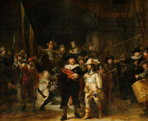 Las Pinturas que te Gustan; - Página 2 La-ronda-de-noche-por-rembrandt-van-rijn-1-1586856132