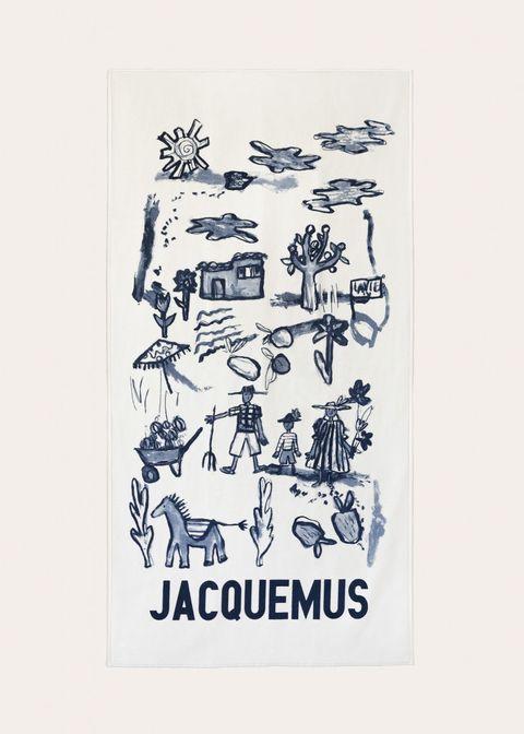 teli da mare jacquemus