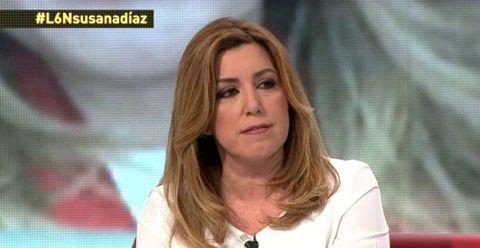 La Sexta Noche. Susana Díaz
