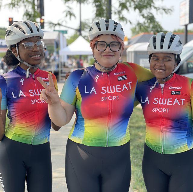 members of the la sweat juniors team in 2021
