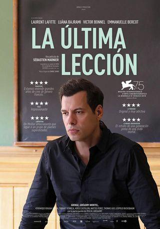 Últimas películas que has visto (las votaciones de la liga en el primer post) - Página 2 La-ultima-leccion-poster-1558724661