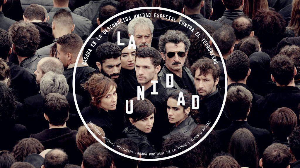 La Unidad': Movistar+ avanza el tráiler de su esperada serie