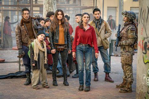 La valle, el thriller futurista de Antena 3