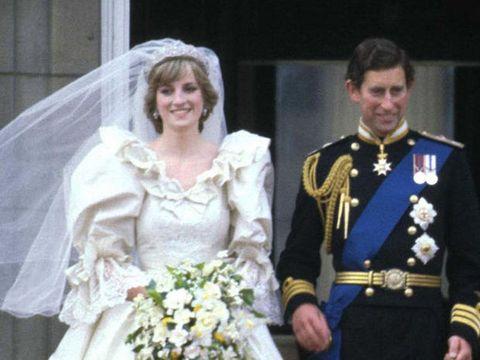 Storia vestito da sposa Lady Diana