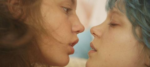sex movies - Blue is the Warmest Colour